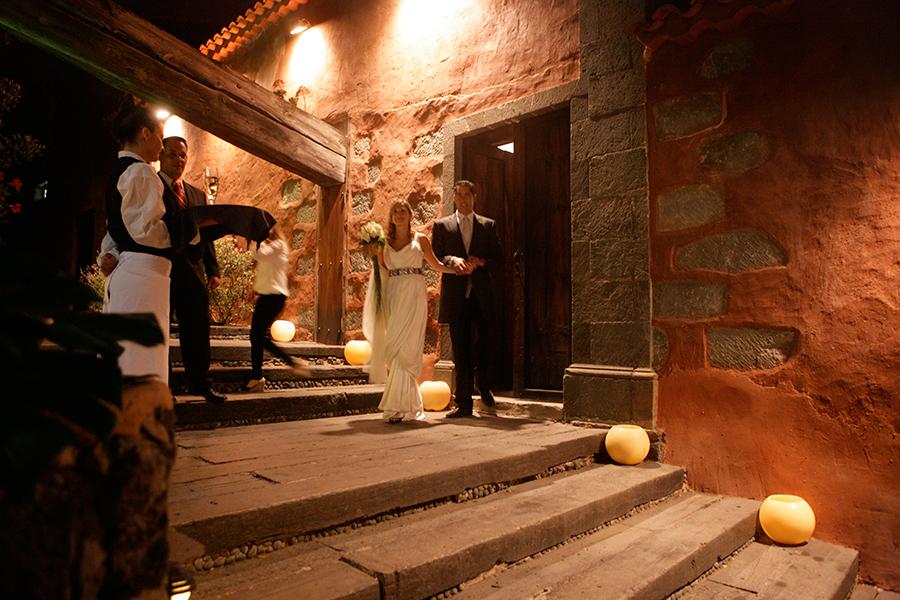 Bodega de parrado el lugar perfecto para bodas - Decoracion bodega ...